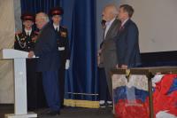 Официальное завершение проектов  «Парад Флагов России»,  «Арктика – 2015» и «Березовая роща Героев»
