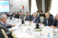 Первое заседание по формированию рабочих групп Общественной палаты Российской Федерации