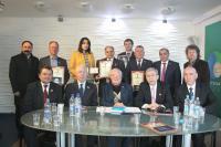 Встреча с представителями Ассамблеи народов Чувашии