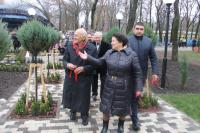 Первое в России  «Солнечное дерево» установлено  в парке Ростова-на-Дону