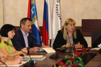 Расширенное заседание Самарского регионального отделения Международного экологического движения «Живая Планета»